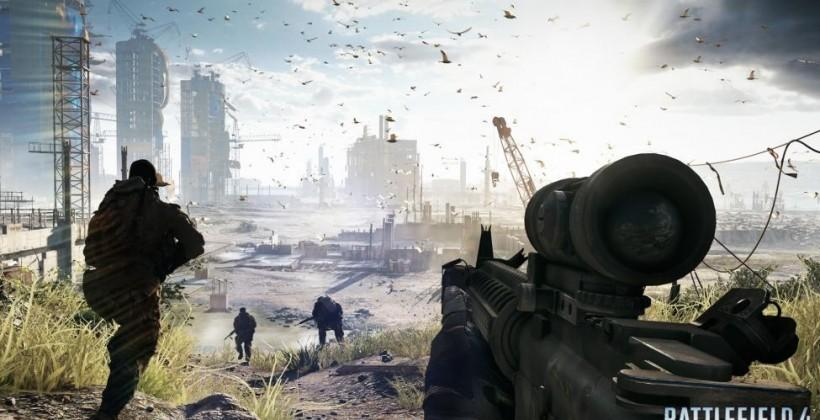 Battlefield 4 announced, launching this fall