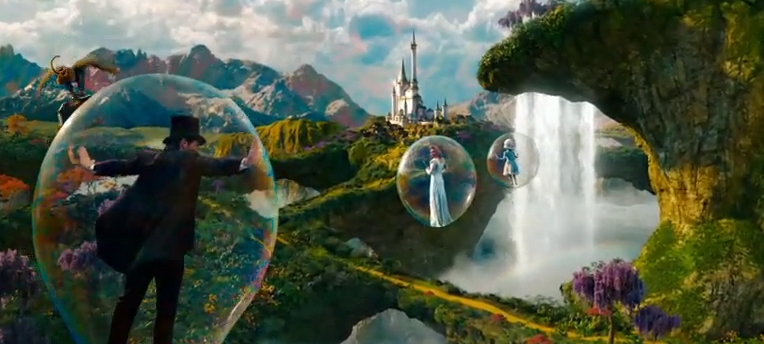 Oz the Great and Powerful spells magic: our Sony Pictures Imageworks interview