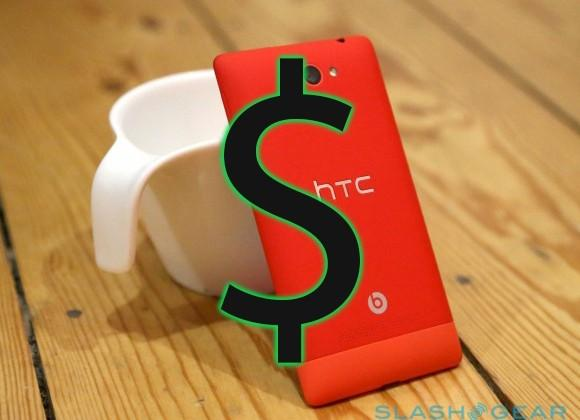 HTC bets the farm on HTC One: company hits 3 year low