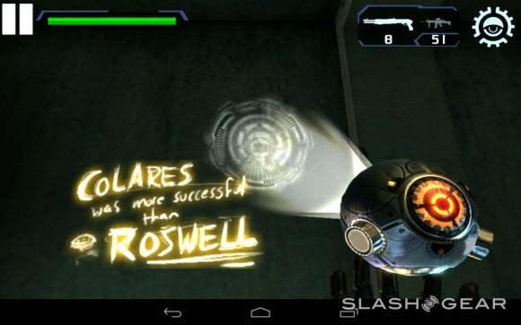 NVIDIA Project SHIELD goes wild with The Conduit HD
