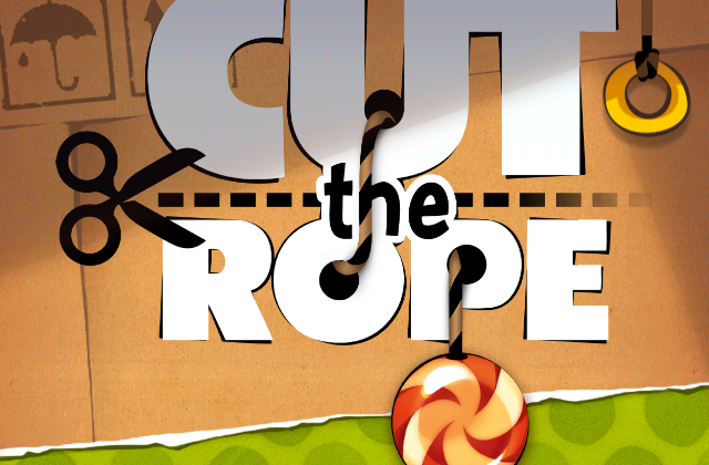 Cut the Rope developers releasing four new games this year