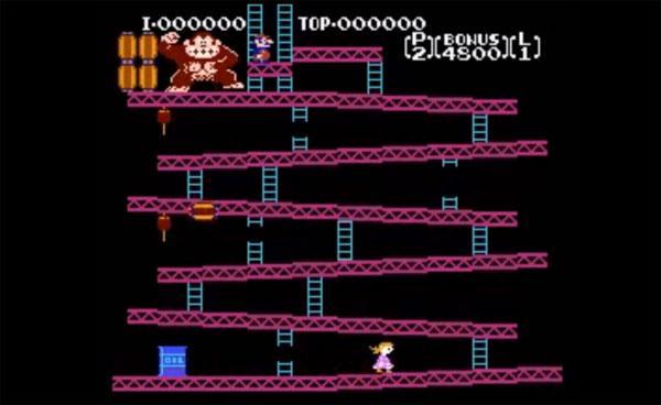 Dad creates Donkey Kong mod for his daughter where Mario needs saving