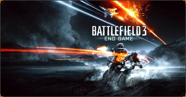 EA and Dice launch Battlefield 3: End Game DLC