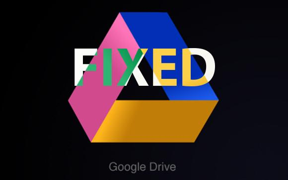 Google Drive downtime issue UPDATE: Resolved