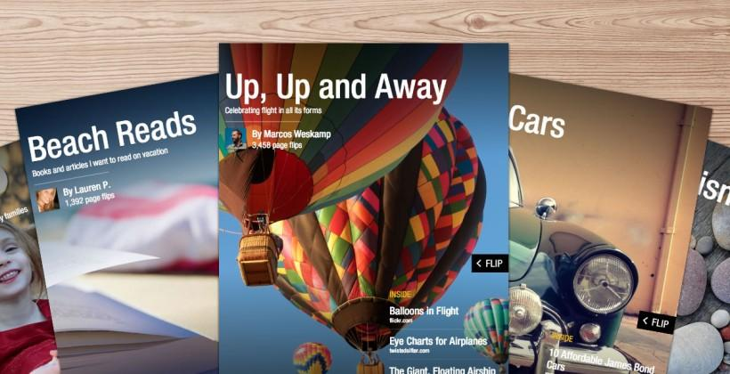 Flipboard 2.0 rolls out with Etsy partnership