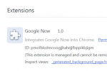 Google Now quietly arrives in Chromium (but refuses to work)