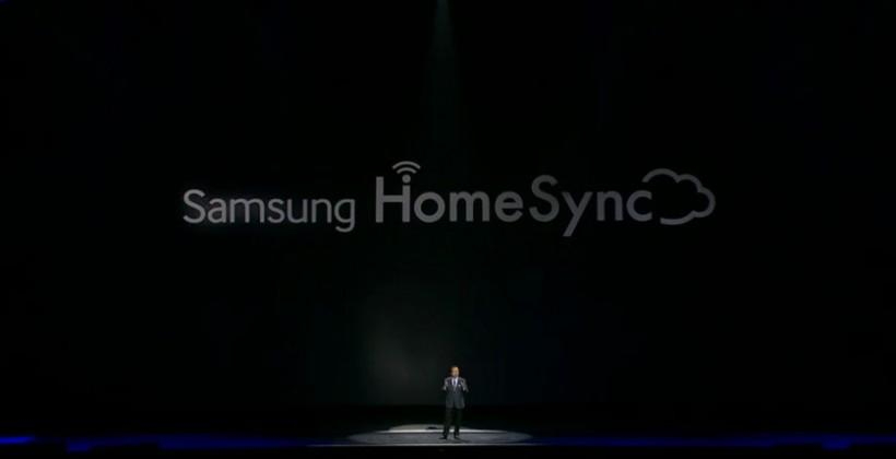 Samsung details Knox and HomeSync sharing system