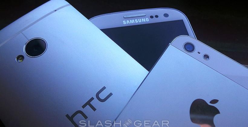 Apple's War Chest, Samsung plastic, and HTC One supply
