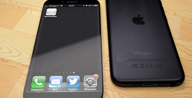 iPhone 6 concept renderings beg for borderless displays
