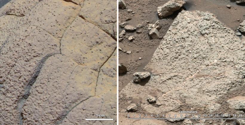 Mars Curiosity rover finds evidence of habitable life on Mars