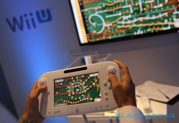 Nintendo Wii U update coming in April