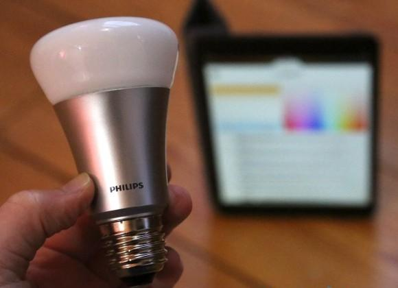 Philips opens hue connected lighting to devs with iOS API
