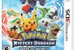 Pokémon Mystery Dungeon: Gates to Infinity now available