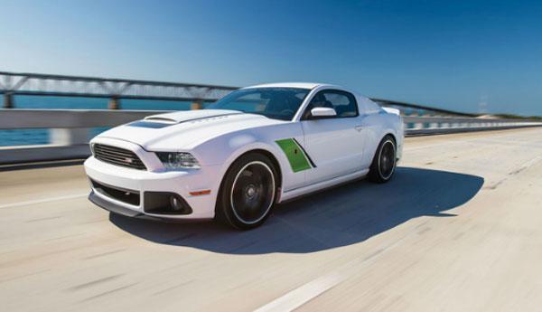 Roush announces 2014 Mustang lineup