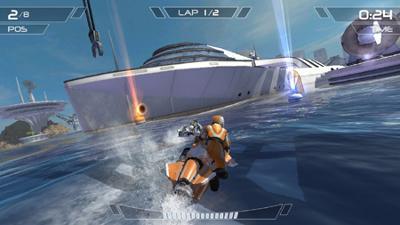 NVIDIA Project SHIELD unleashes Riptide GP 2 in sweetest demo yet