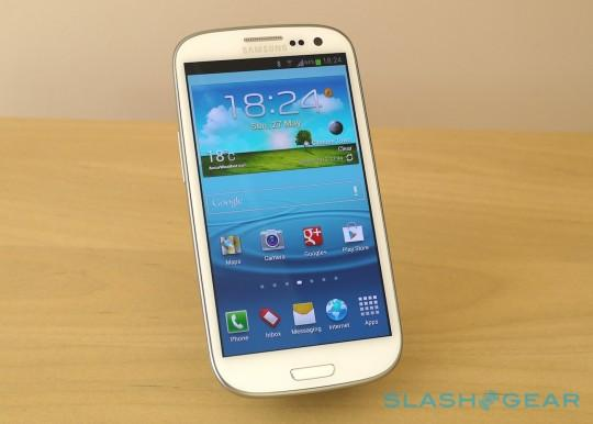 Samsung Galaxy S III to be updated with wireless charging and HD display