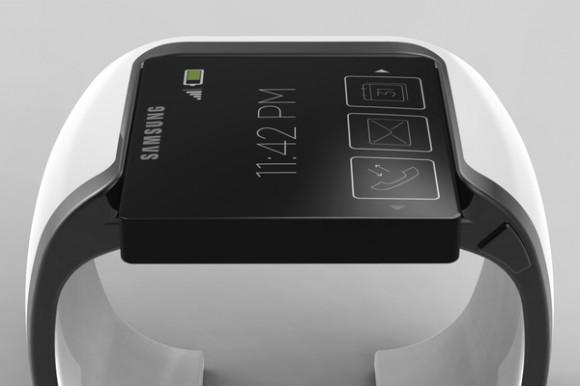 Samsung confirms Smartwatch scheming