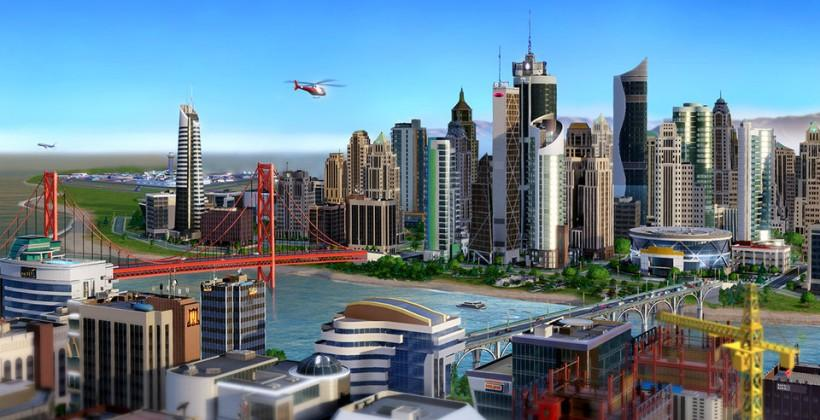 SimCity for PC available now in North America
