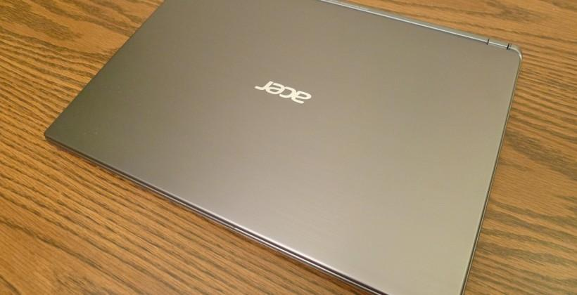 Acer Aspire M Touch Review