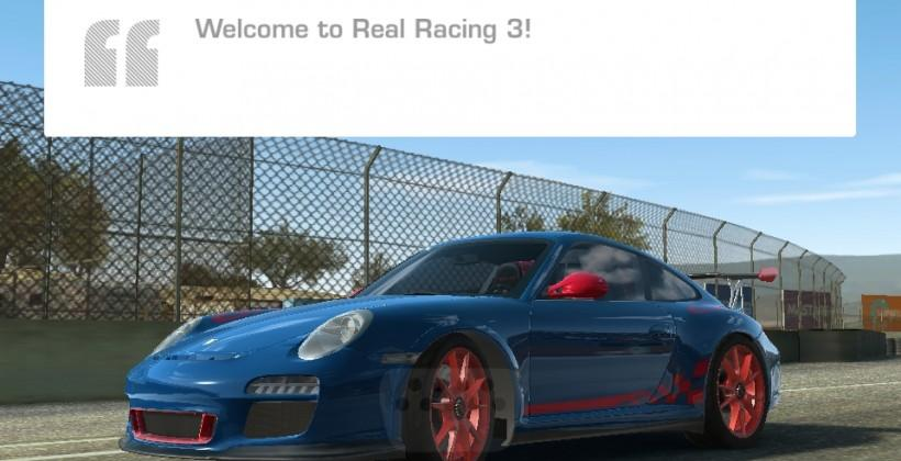 Real Racing 3 for iOS Review