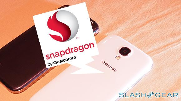 Qualcomm confirms Snapdragon 600 for Samsung GALAXY S 4