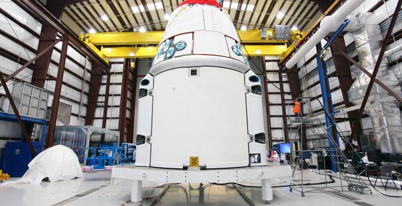 NASA readies SpaceX 2 for second resupply mission to ISS