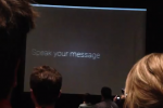 Google Glass user interface demo filmed at SXSW [part 2]