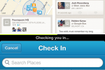 Foursquare for iOS updates with new tap-and-hold check-in feature