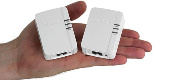 Trendnet launches Powerline 200 AV Nano Adapter