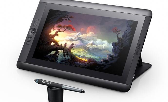 Wacom Cintiq 13HD takes digital art creation mobile