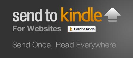 "Amazon grabs all media with ""Send to Kindle"" button"