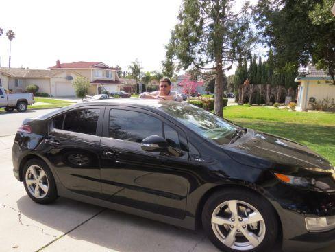 Chevrolet says Volt owners are exceeding EPA fuel economy estimates