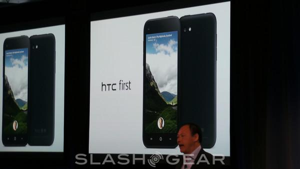 HTC first official: Facebook Phone unveiled