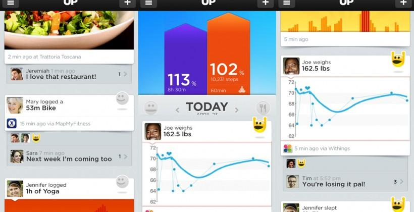 Jawbone UP Platform pushes fitness band with multi-app integration