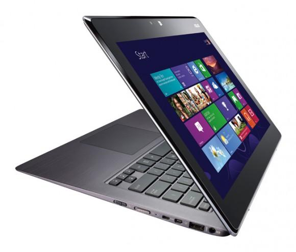 ASUS Taichi 31 with back-to-back 1080p displays finally available