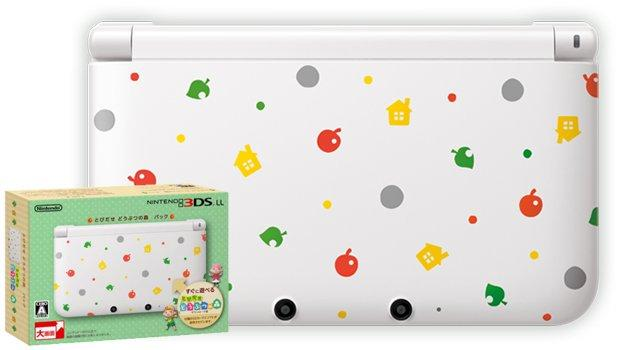 Limited Edition Animal Crossing 3DS XL may be heading your way