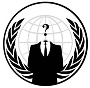 """Anonymous calls for """"Internet Blackout Day"""" April 22nd to combat CISPA"""