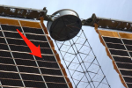 Space rock rips through ISS solar panel, gives hull a miss