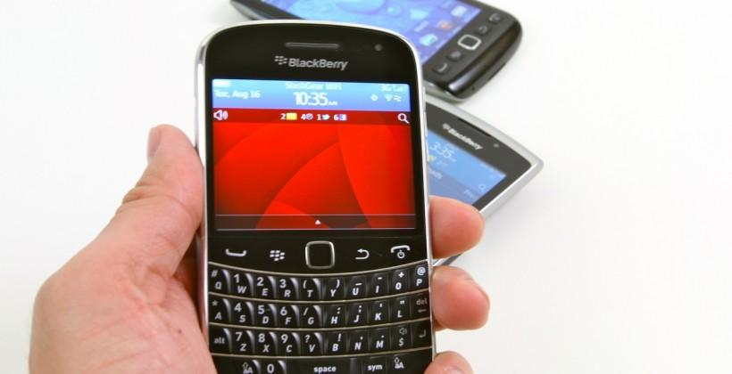 Blackberry 7 devices will head to emerging markets