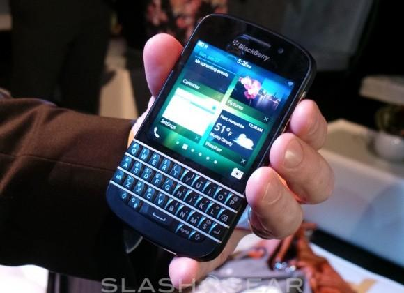 """Blackberry CEO claims the Q10 will sell """"tens of millions of units"""""""
