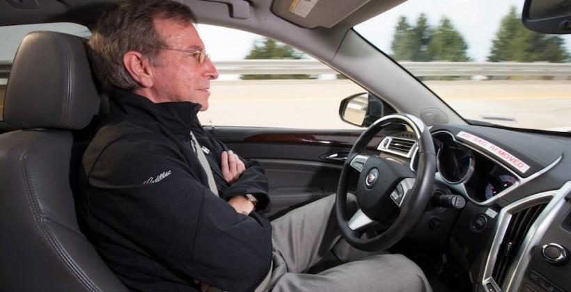 Cadillac Super Cruise self-driving cars hit the road (but not the showroom, yet)