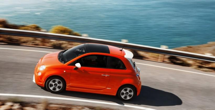 Fiat 500e starts selling in California for 32,500 1