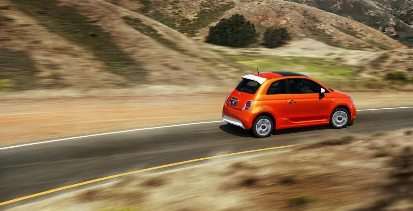 Fiat 500e starts selling in California for 32,500 2