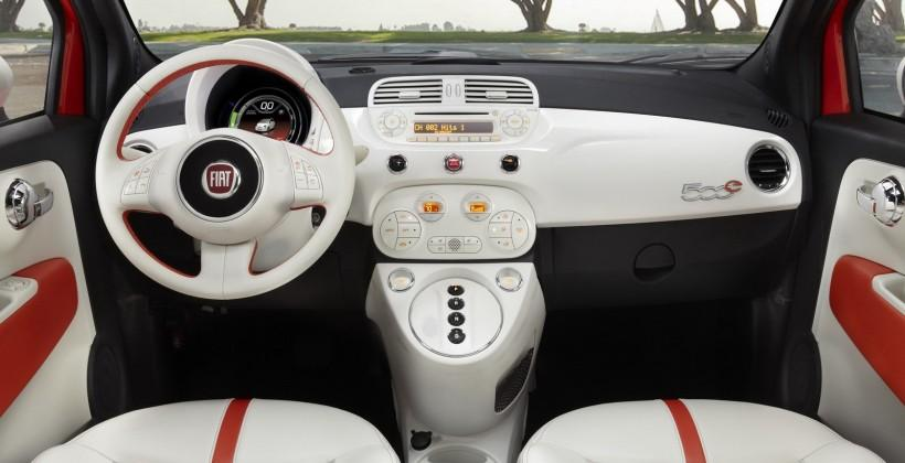 Fiat 500e starts selling in California for 32,500 3