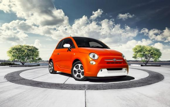 California-exclusive 2013 Fiat 500e is priced at $32,500
