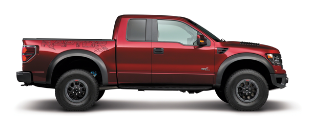 2014 Ford F-150 SVT Raptor Special Edition unveiled
