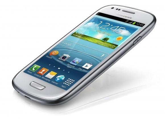 GALAXY S 4 Mini appears in official Samsung code