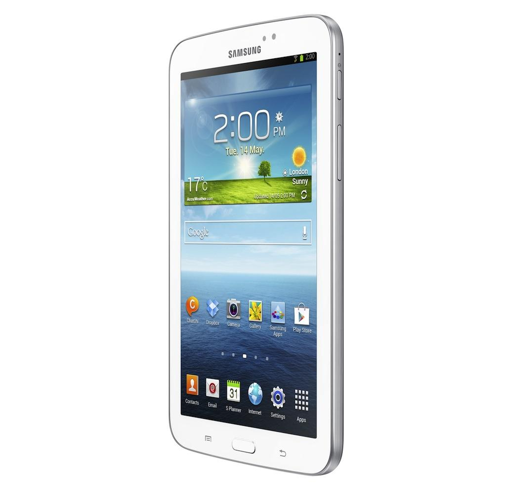 galaxy tab 3 revamps samsung s 7 inch android tablet range slashgear. Black Bedroom Furniture Sets. Home Design Ideas