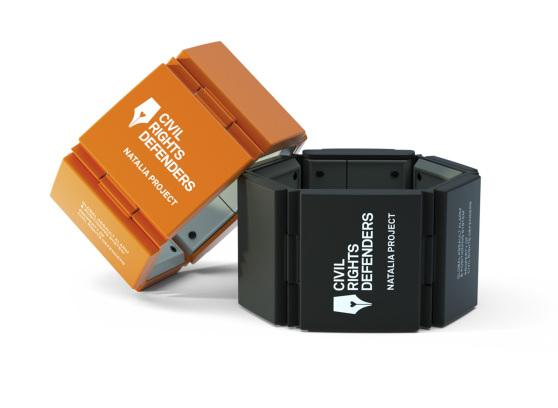 GPS bracelet uses social media to protect Civil Rights Activists