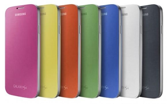GS4 Flip Cover Colors